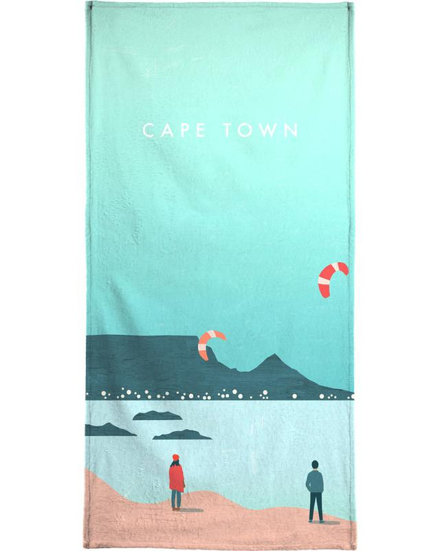Reizen, Vintage reis, Cape Town strandlaken