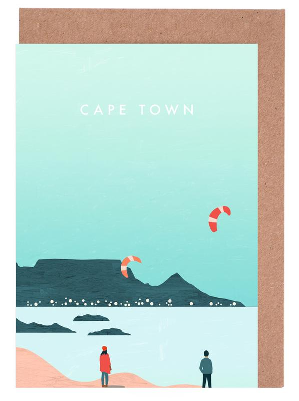 Cape Town Greeting Card Set