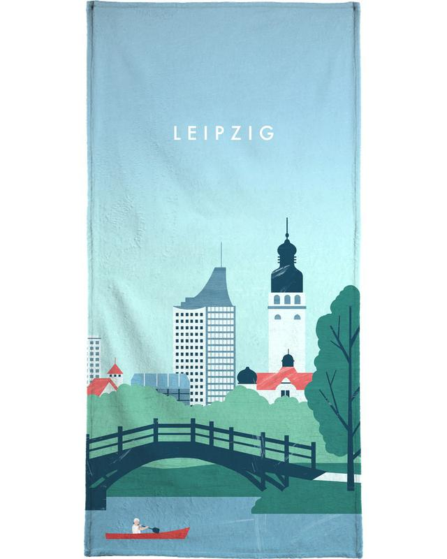 Leipzig Bath Towel