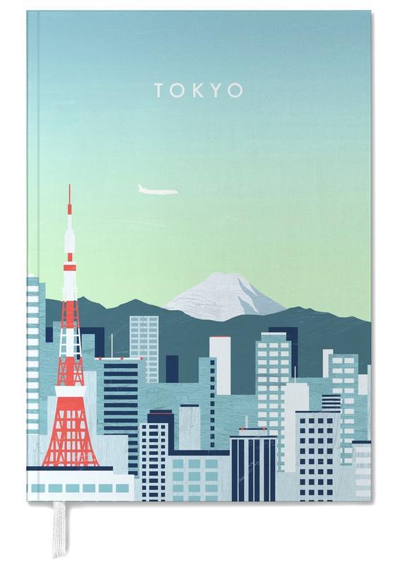 Reizen, Vintage reis, Tokyo agenda