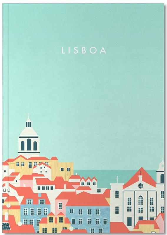 Vintage Reise, Lisboa Notebook
