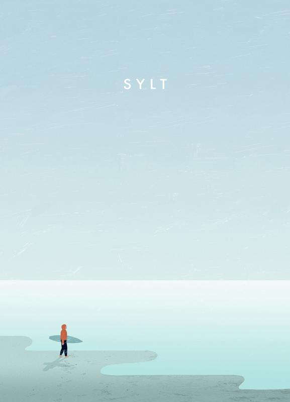 Sylt Canvas Print