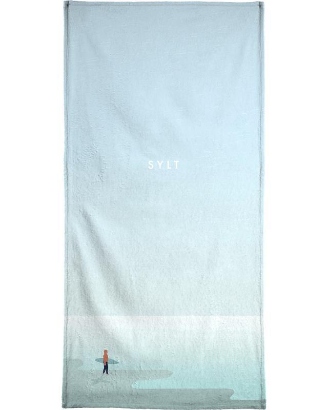 Sylt Bath Towel