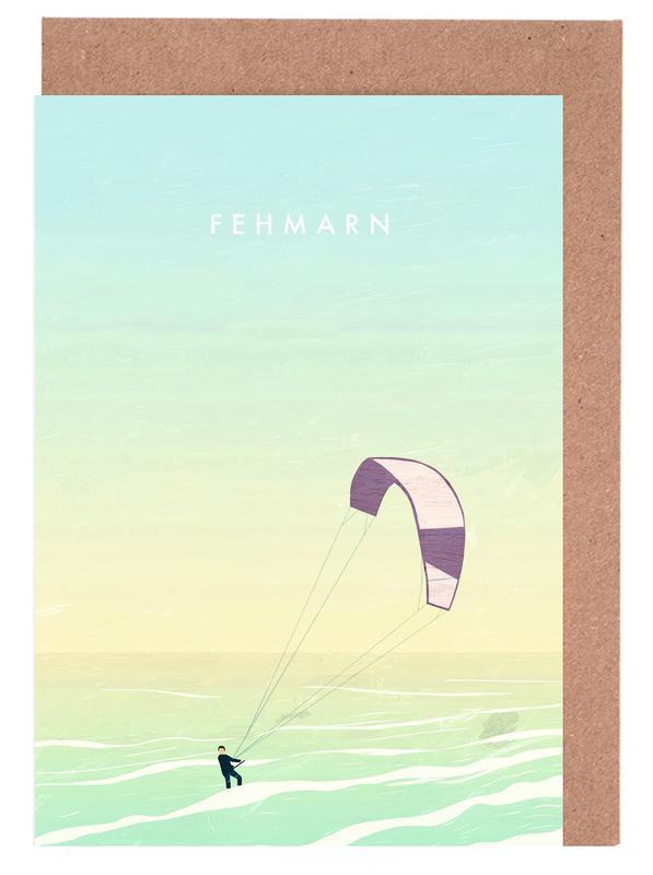 Fehmarn Greeting Card Set