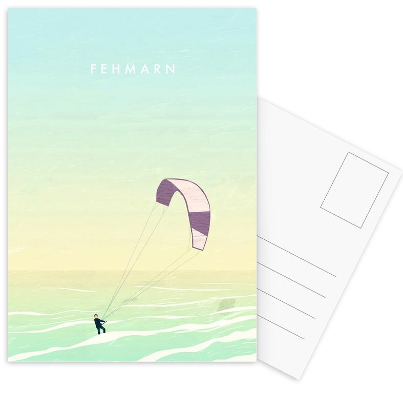 Fehmarn Postcard Set