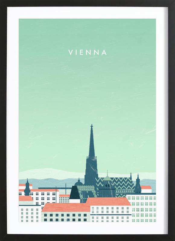 Wien Framed Print