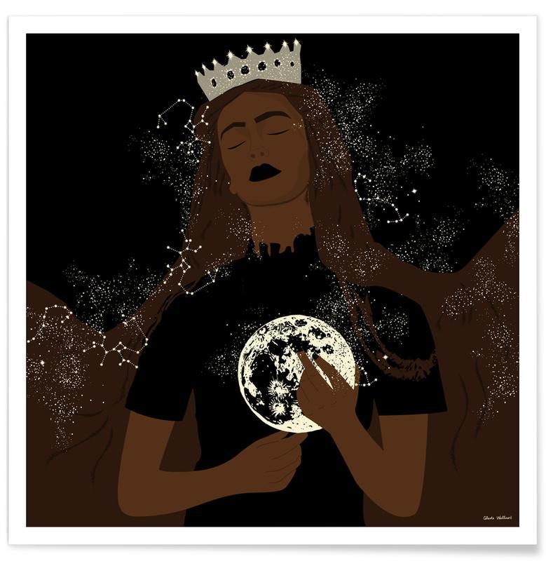 Portraits, Rêve, The Moon Queen affiche