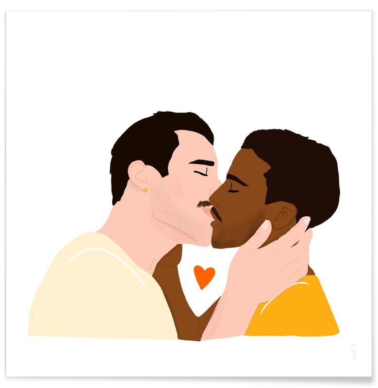 Embrassez qui vous voudrez II -Poster