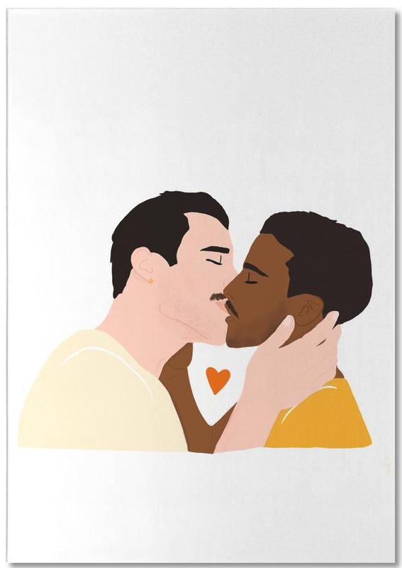 Paare, Embrassez qui vous voudrez II -Notizblock