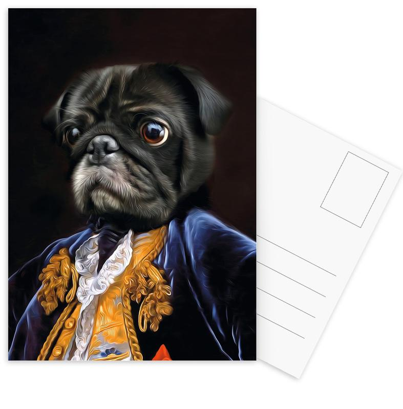 Greg Postcard Set