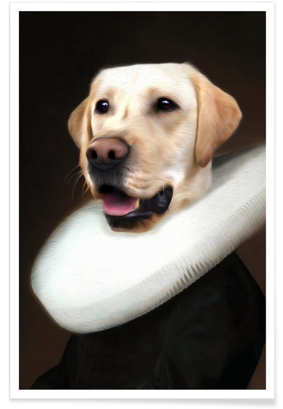 Hunde, Doesjka -Poster