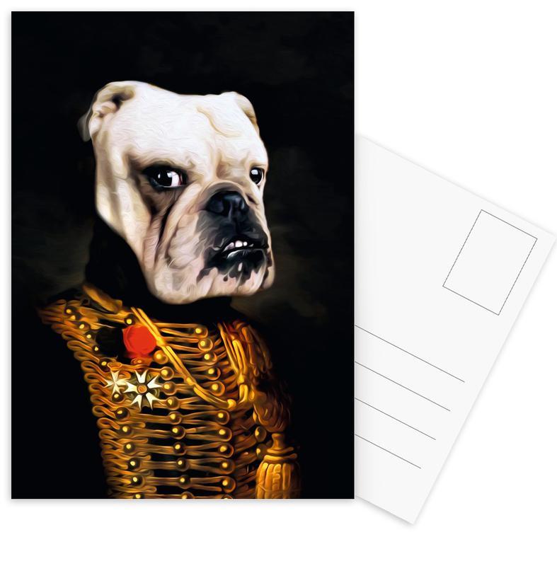 Marcus Postcard Set