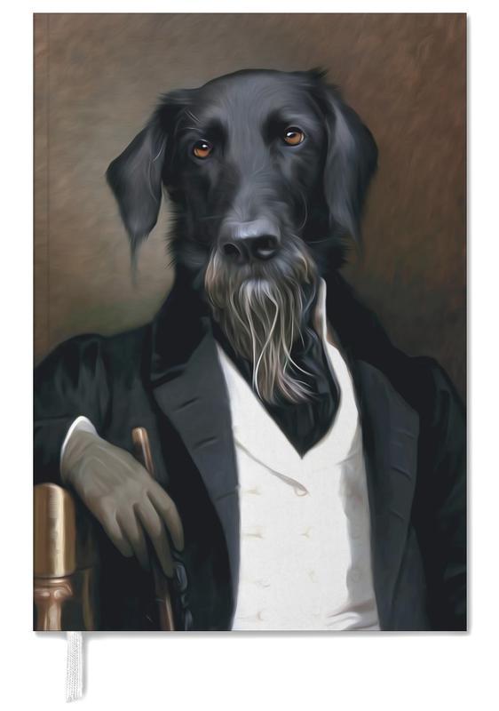 Dogs, Einstein Beard Personal Planner