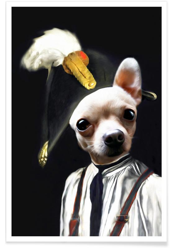 Petit Pablo affiche