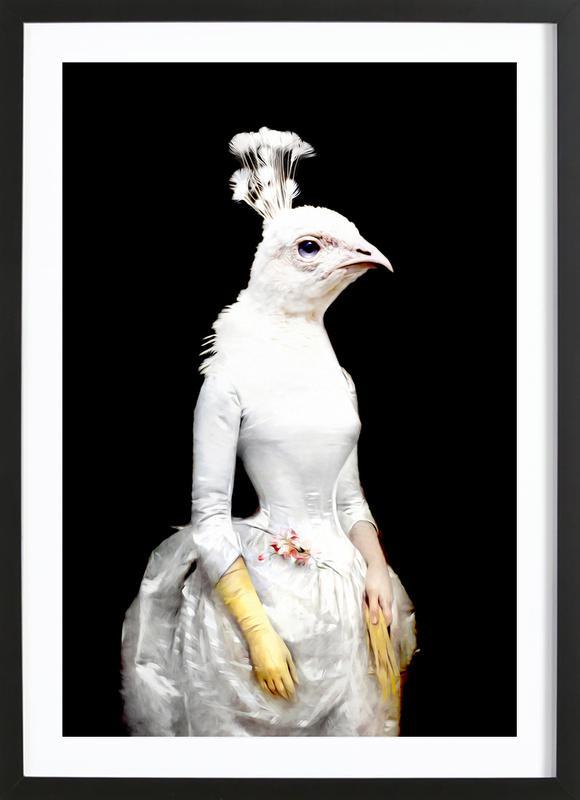 Albine Framed Print