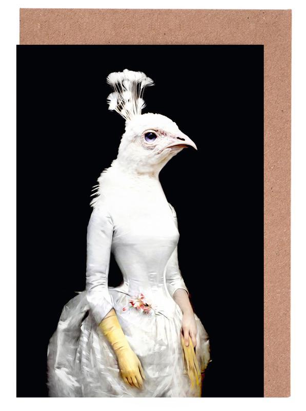 Albine Greeting Card Set