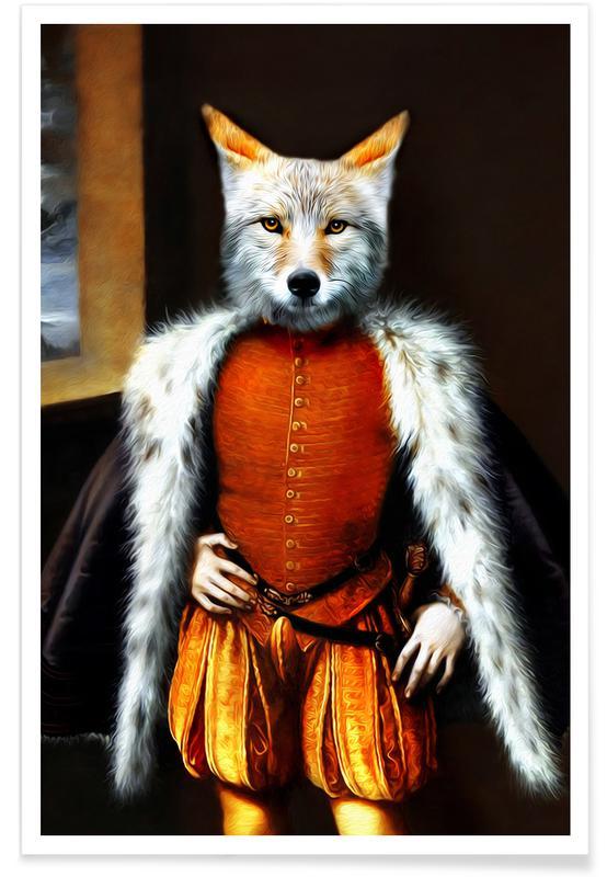 Wölfe, Raife -Poster