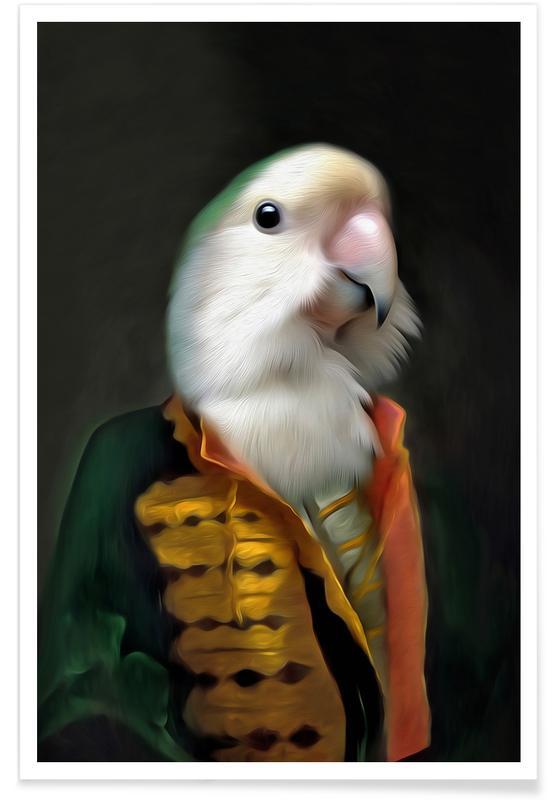 Papagaai Daan affiche