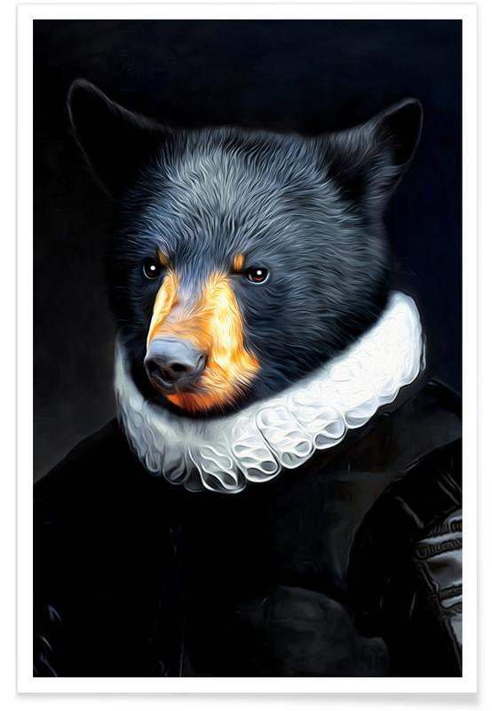 Beren, Jon poster