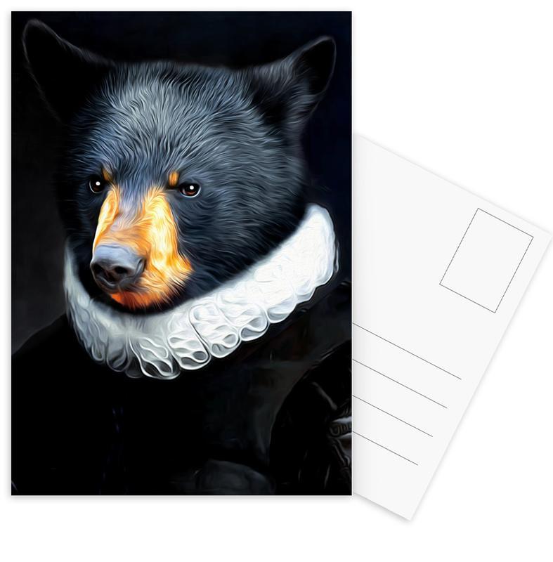 Bären, Jon -Postkartenset