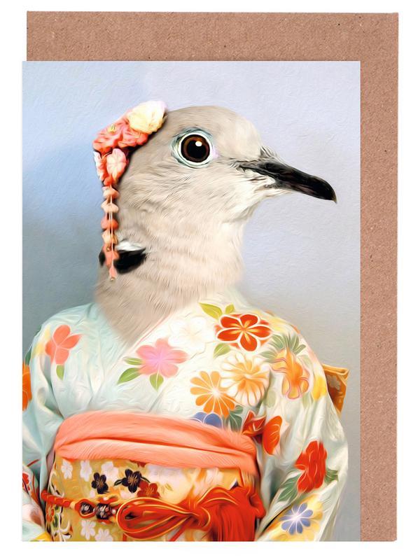 Colombes, Toki cartes de vœux