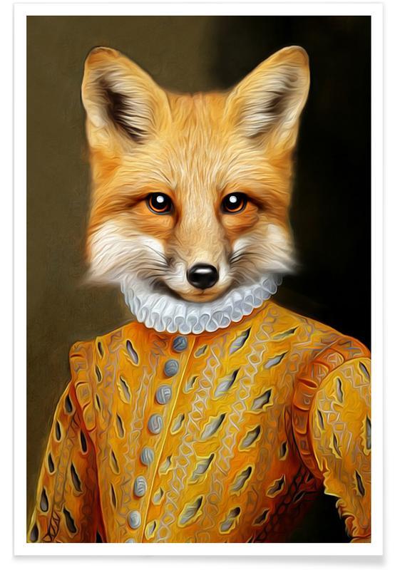 Füchse, Giovanni -Poster