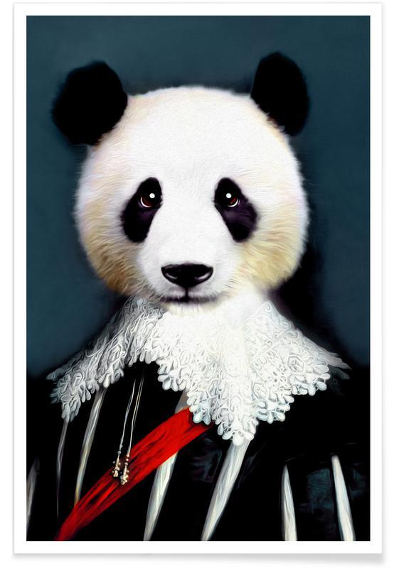 Pandas, Benji affiche