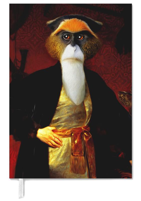 Monkeys, Youssef Personal Planner
