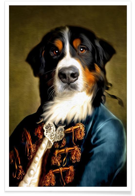 Hunde, Shadow -Poster