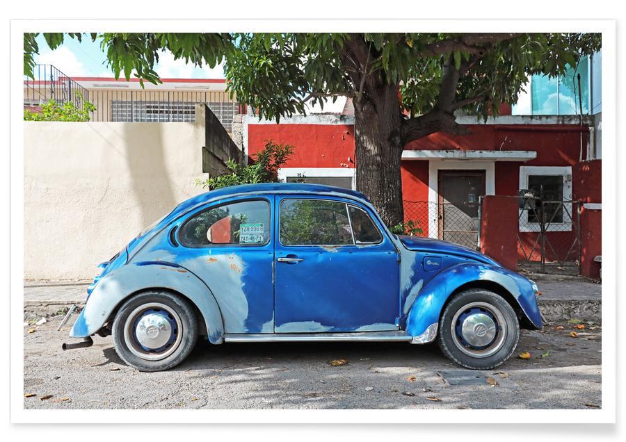 Auto's, Reizen, Mexican Beetle 11 poster