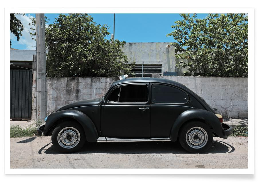Voitures, Voyages, Mexican Beetle 16 affiche