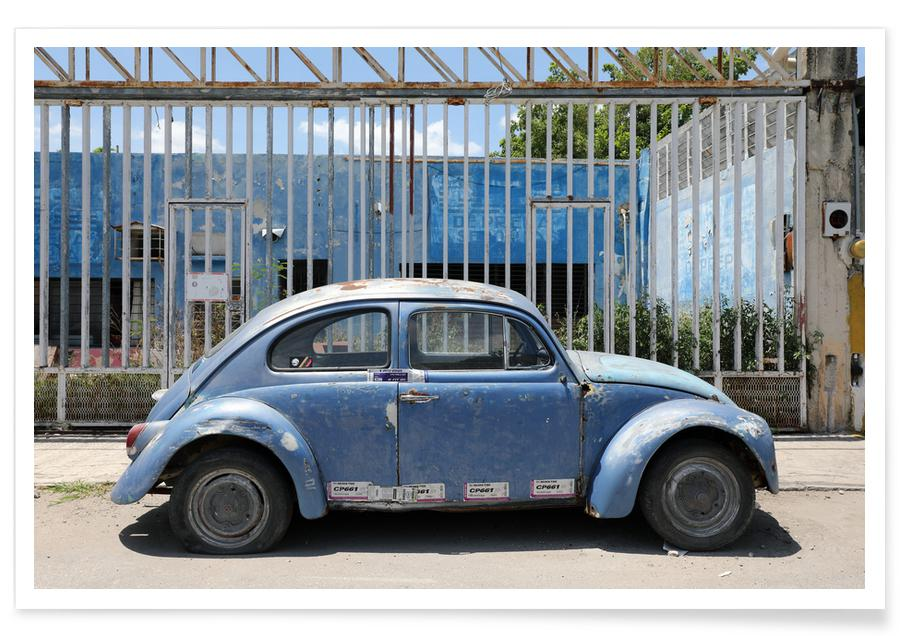 Voitures, Voyages, Mexican Beetle 2 affiche