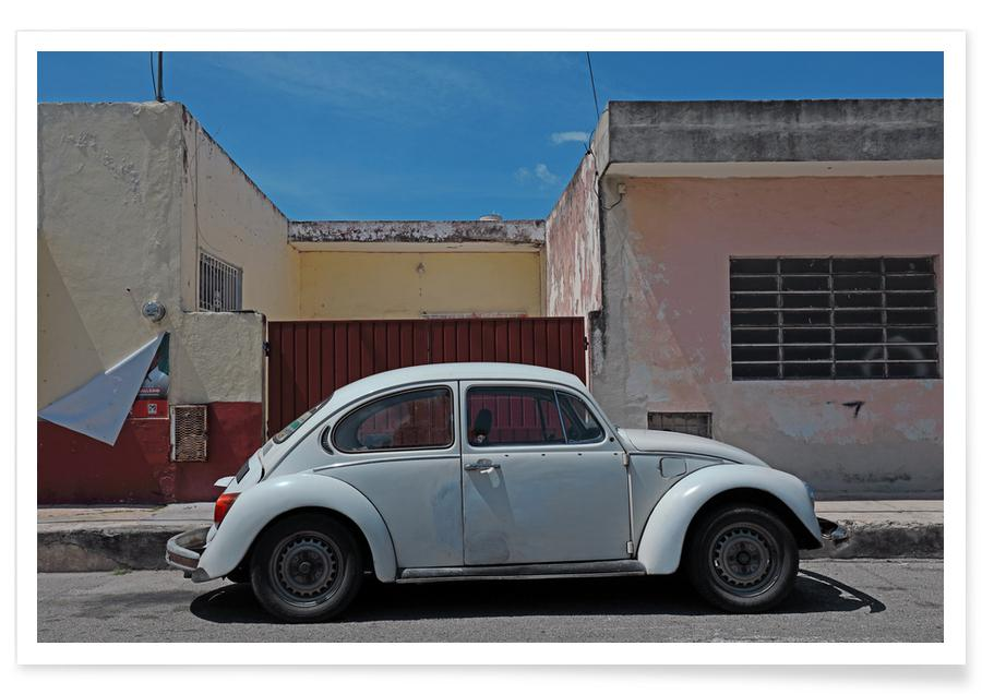 Voitures, Voyages, Mexican Beetle 26 affiche
