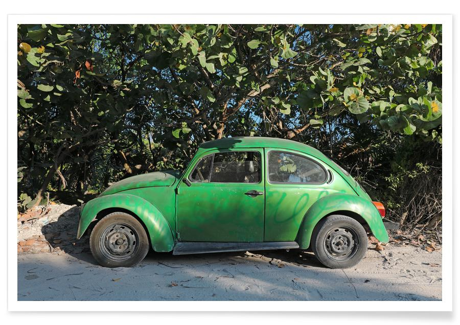 Voitures, Voyages, Mexican Beetle 29 affiche