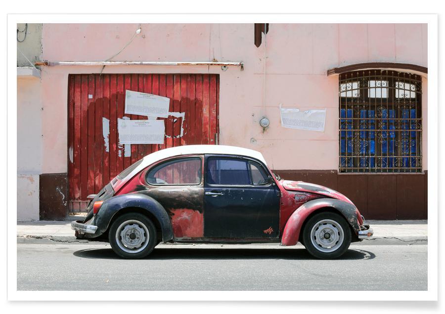 Auto's, Reizen, Mexican Beetle 5 poster