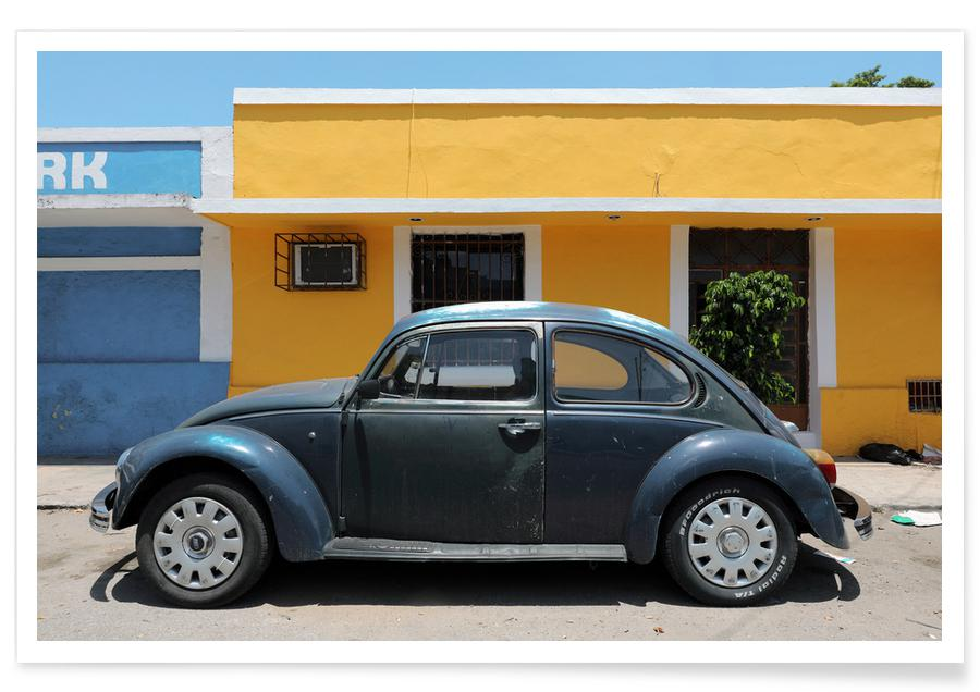 Voitures, Voyages, Mexican Beetle 9 affiche