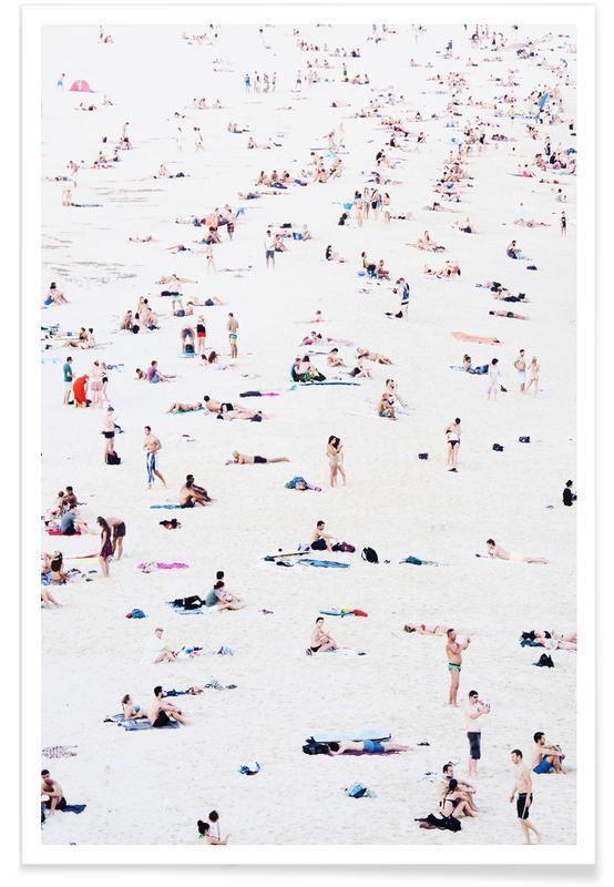 Oceanen, zeeën en meren, Sunset Touch by @AnteBadzim poster