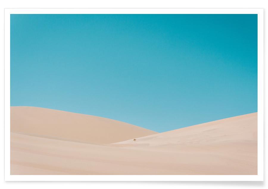 Ørkener, Golden Dunes Plakat