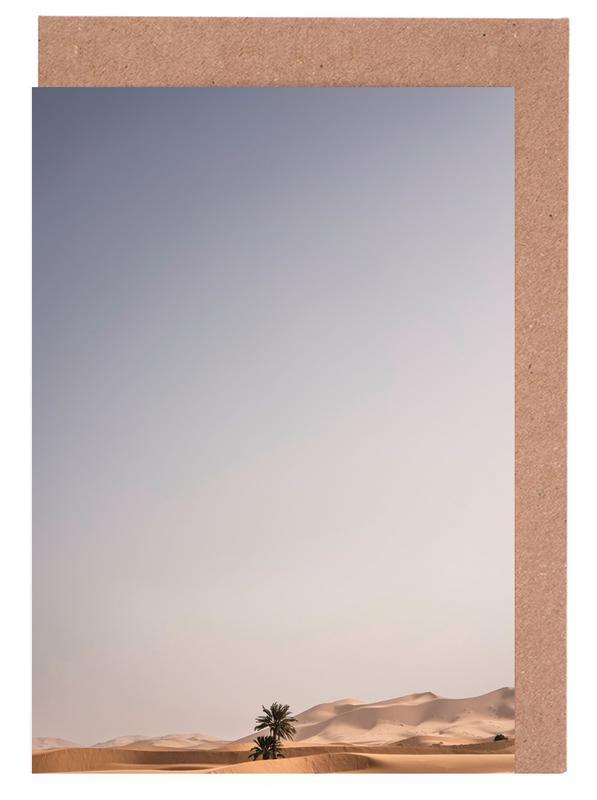 Wüsten, Sonnenuntergänge, Desert Skies -Grußkarten-Set