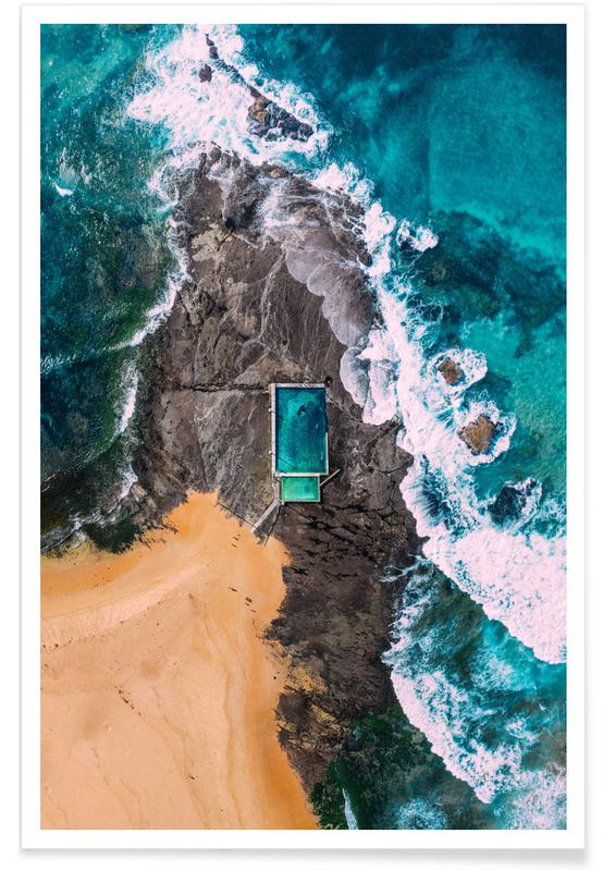 Marble Beach poster