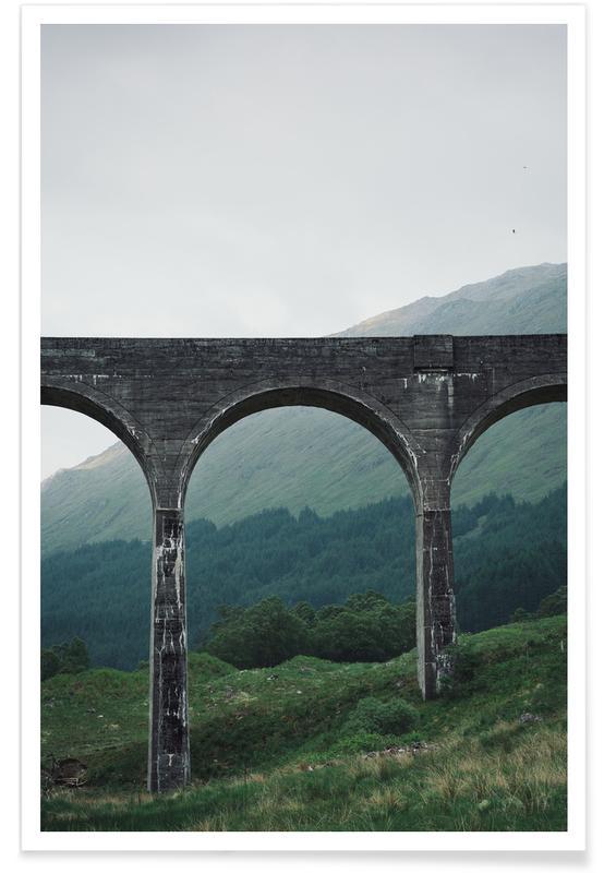 Puentes, Slate Bridge póster