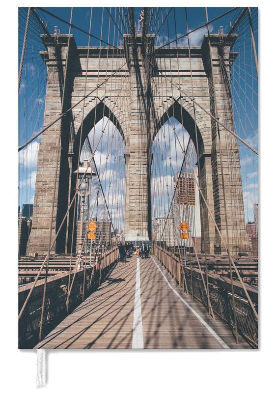 Ponts, New York, Crossing the Bridge agenda