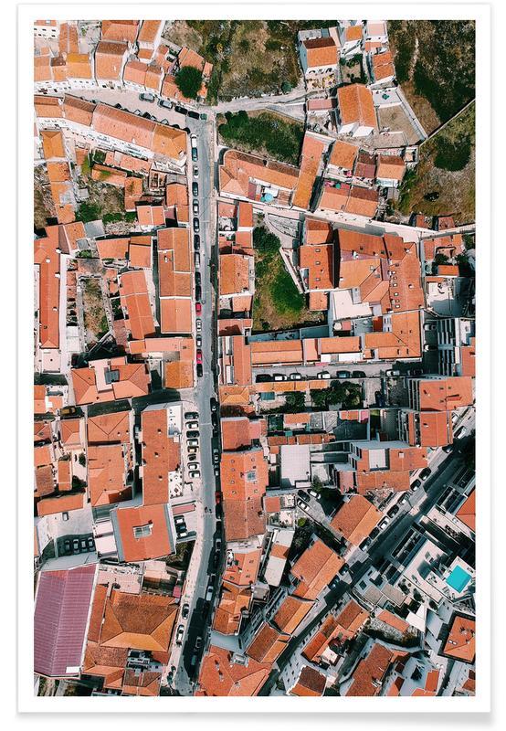 Dettagli architettura, Aerial View poster