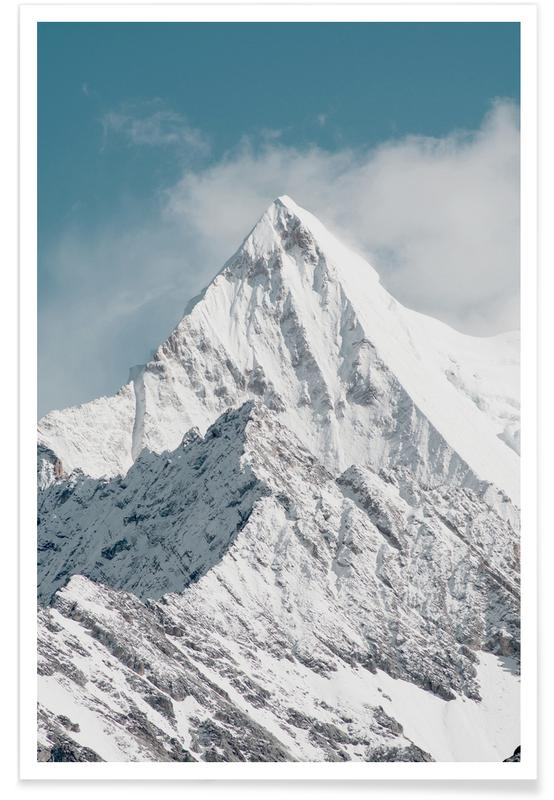 Mountains, Highest Peak @NithidSanbundit Poster