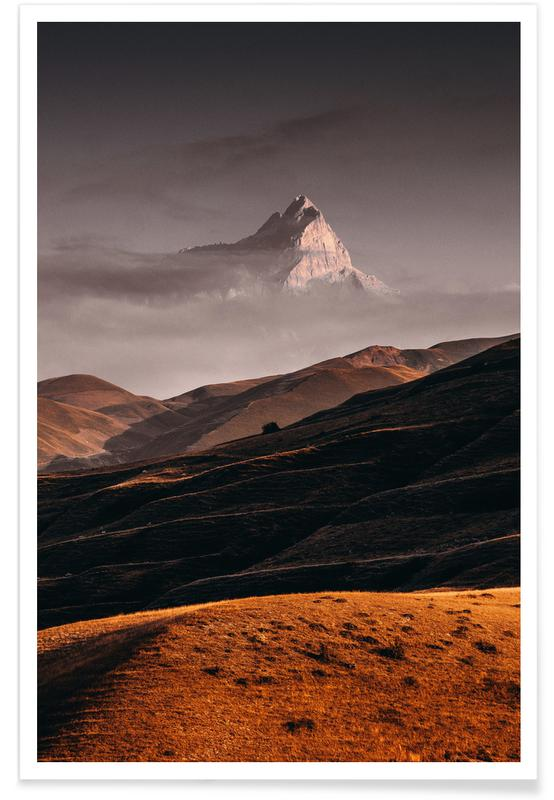 Deserts, Another World @Shapiev Poster