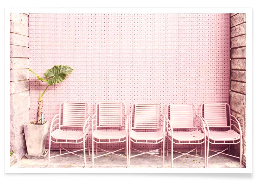 Arkitektoniske detaljer, Wait and Sit by @OeyYimYim Plakat
