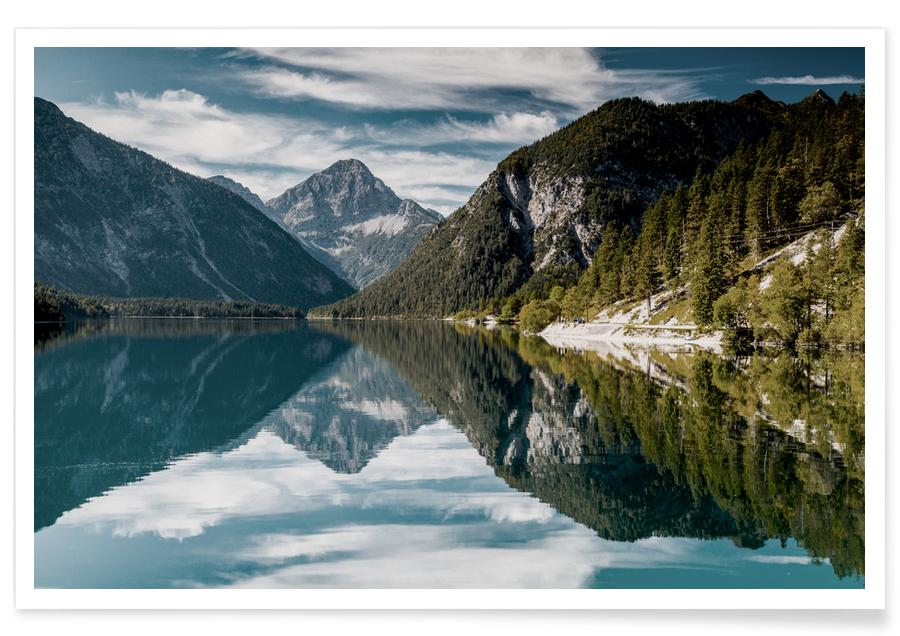 Bergen, Oceanen, zeeën en meren, Nothing Beats Nature @GospodarekMikolaj poster