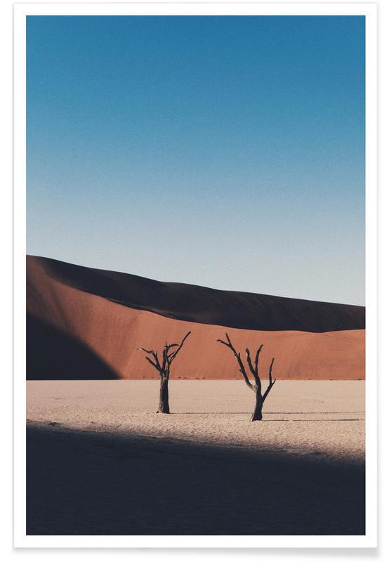 Woestijn, Grasping @teddyjones12 poster
