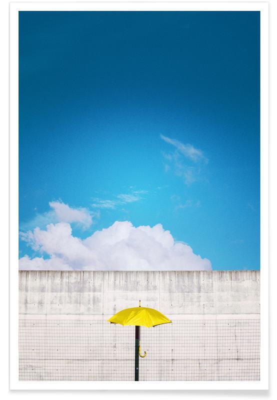 Arkitektoniske detaljer, Paint the Town Yellow by @josespinola Plakat