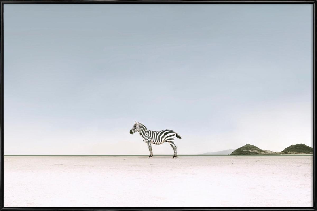 Lost in the Landscape by @ledart ingelijste poster